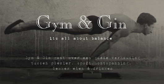 Gym & Gin Restaurant | It's all about balance