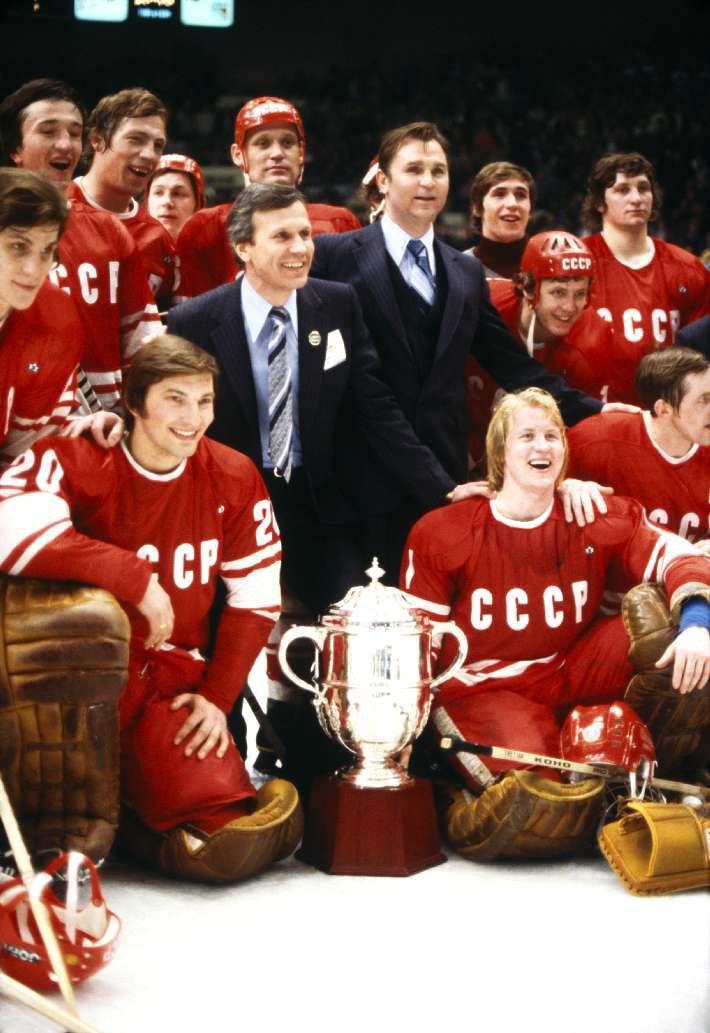 Советский хоккей хоккей, ссср, спорт