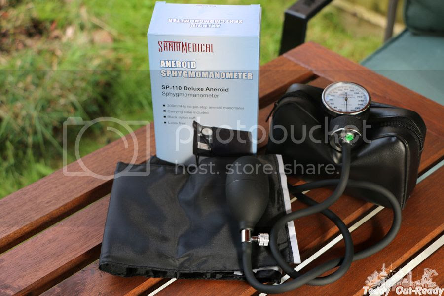 Adult Deluxe Aneroid Sphygmomanometer