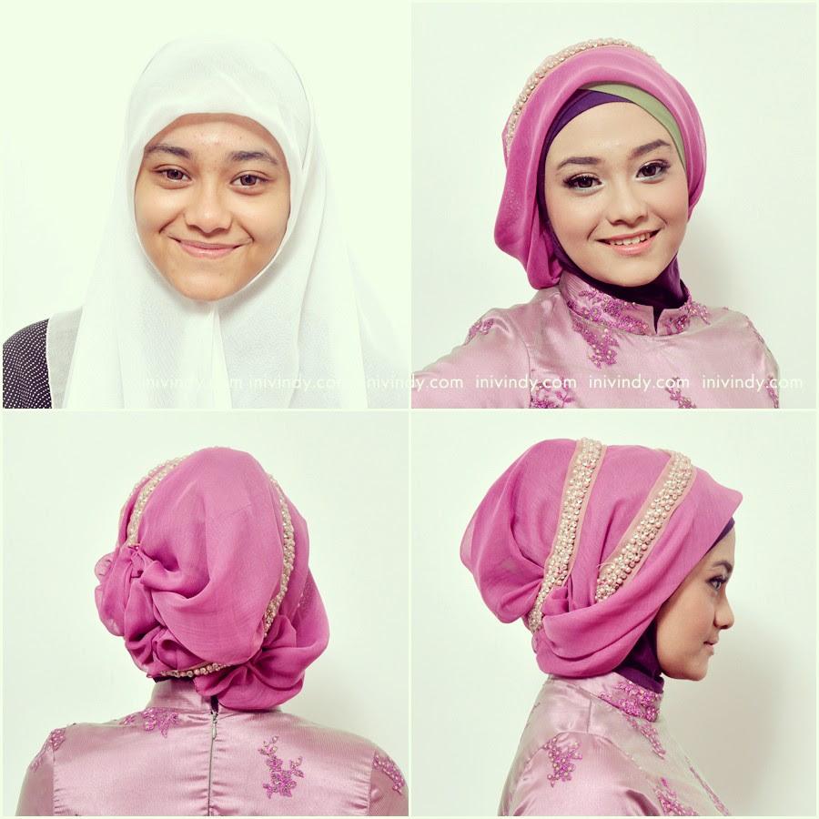 Hijab Untuk Wisuda Kumpulan Model Hijab Dan Tutorial Hijab Terbaru