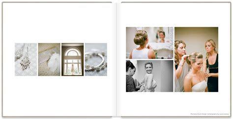 A Classic Album Design For An Elegant Wedding   Plumeria