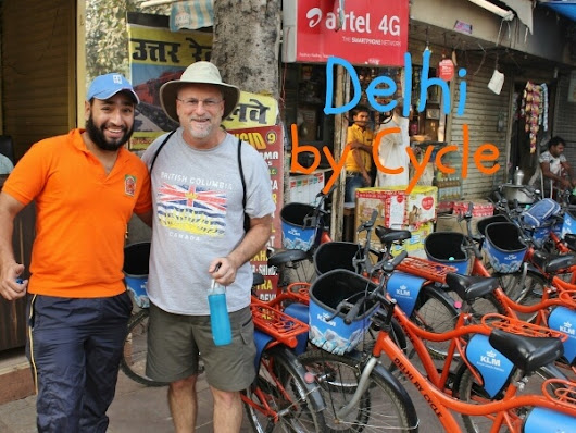 Discover Outstanding Delhi Bicycle Tours - Gr8 Travel Tips