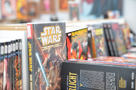 Star Wars Fan Book Guide