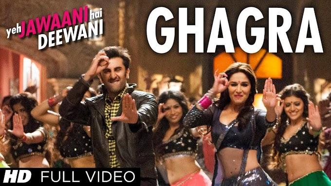 Ghagra Lyrics - Rekha Bhardwaj, Vishal Dadlani   Yeh Jawaani Hai Deewani