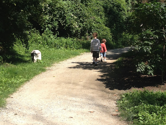Stroller friendly trails and Hikes in Northern VA > The Joy Troupe NOVA