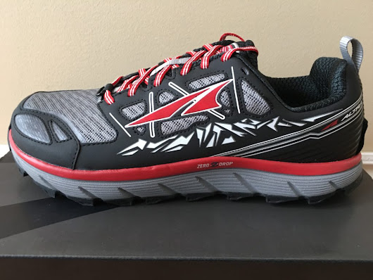 Product Review - Altra Lone Peak 3.0 - Run All The Trails