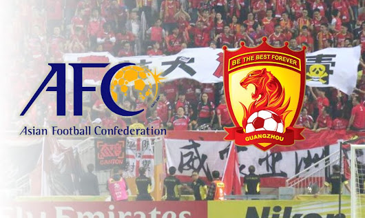 Asia's football governing body charges Guangzhou Evergrande over 'British dog banner' | Hong Kong Free Press