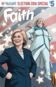 Ora tocca a Hillary Clinton diventare un fumetto!