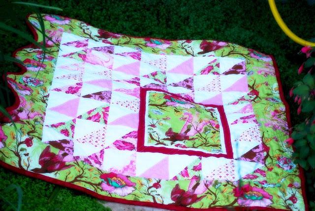 Tula Pink for Olivia Violet
