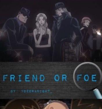 Detective Conan Oc Fanfiction