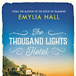 #CoverCrush The Thousand Lights Hotel by Emylia Hall