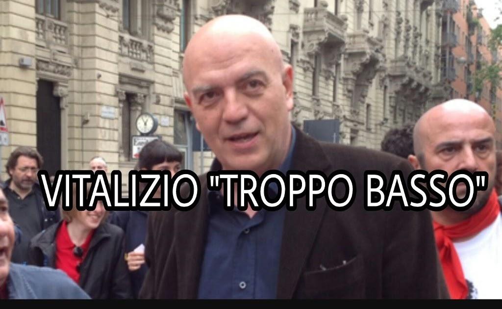 """Diretta Informazioni: """"IL MIO VITALIZIO? TROPPO BASSO!"""": IL """"POVERO"""" MARCO RIZZO SI AGGIUNGE ..."""