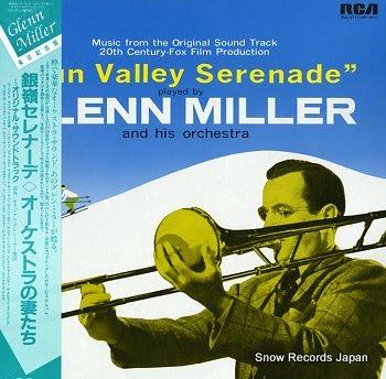 MILLER, GLENN sun valley serenade
