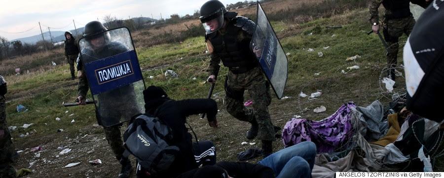 refugees fyrom november 2015