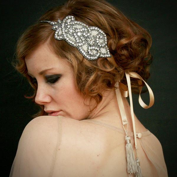 Velette e accessori per capelli online Miamastore - accessori per capelli da cerimonia