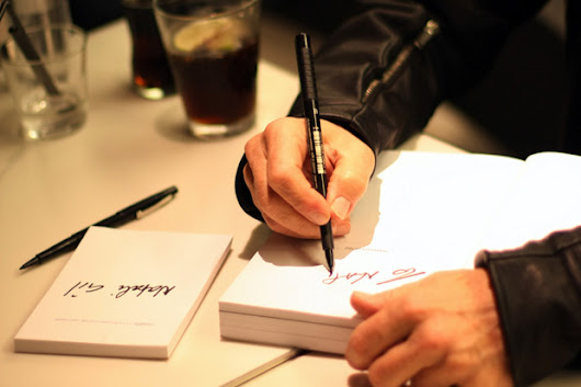Are You Doing Book Signings?