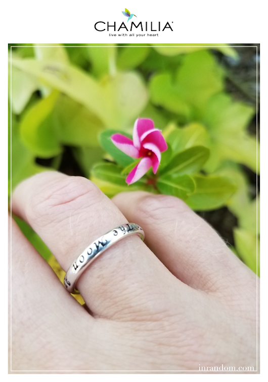 Little Treasures - Chamilia Stackable Rings for Valentine's