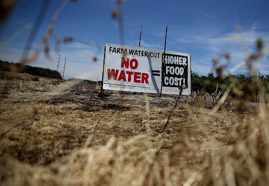 Shorter showers? Nine more ways the state has to change its water ways
