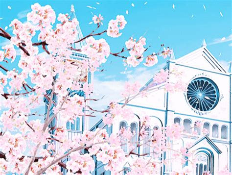aesthetic pastel  anime scenery image backgrounds