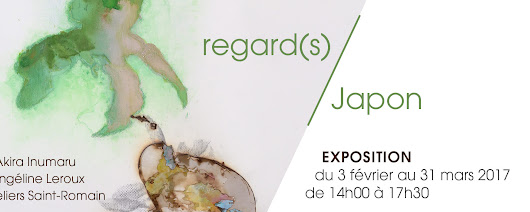 "Exposition ""Regards sur le Japon"" du 03-02-17 au 31-03-17"