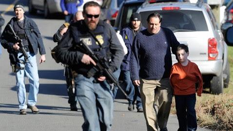 ap ct shooting 3 nt 121214 wblog LIVE UPDATES: Newtown, Conn., School Shooting