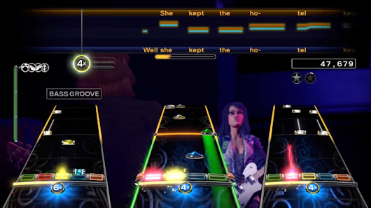 Rock Band 4 DLC for week of 13th December – Kane Brown, Old Dominion