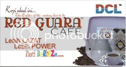 Red Guara Cafe header