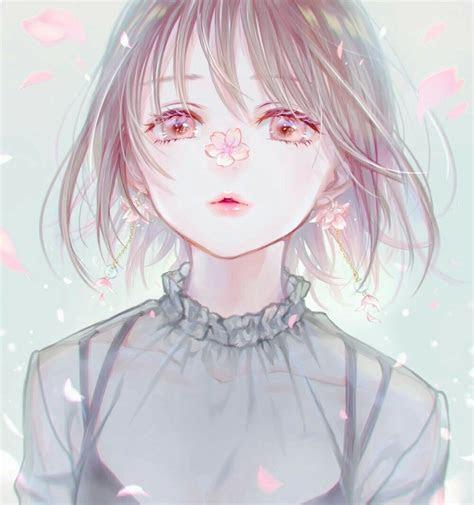 cute anime aesthetic girl