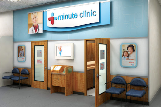 While valuable, retail clinics haven't resulted in lower ER visits - MedCity News