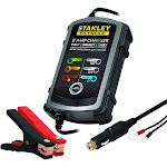 Stanley BC8S FatMax Battery Charger & Maintainer