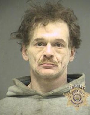 Homem foi acusado de fazer sexo com cavalo durante sete meses (Foto: Divulgação/Washington County Sheriff's Office  )