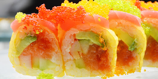 Eat Well Sushi & Grill | Home Page