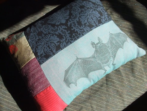 bat pillow