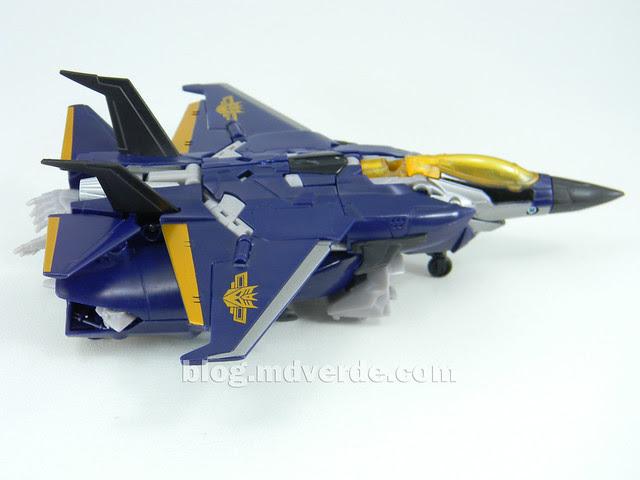 Transformers Dreadwing - Prime RID - modo alterno
