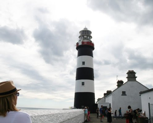 Stop 4: Old Head of Kinsale Lighthouse & Signal Tower - Ireland Vacations on the Wild Atlantic Way | Online Guide