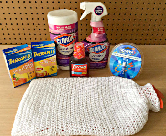 5 tips For Surviving Germ Season & #AHealthyHolidays At Home