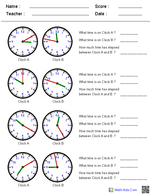 Time Worksheet NEW 538 TELLING TIME WORKSHEETS IN ENGLISH