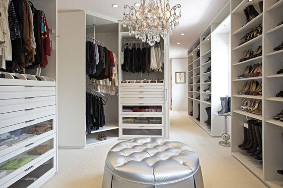 Useful Design Ideas To Organize Your Bedroom Wardrobe Closets