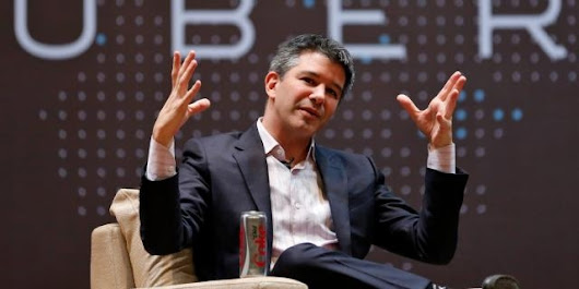 Uber CEO Travis Kalanick apologizes for heated argument with driver