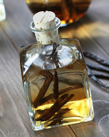 Starting DIY Vanilla Extract