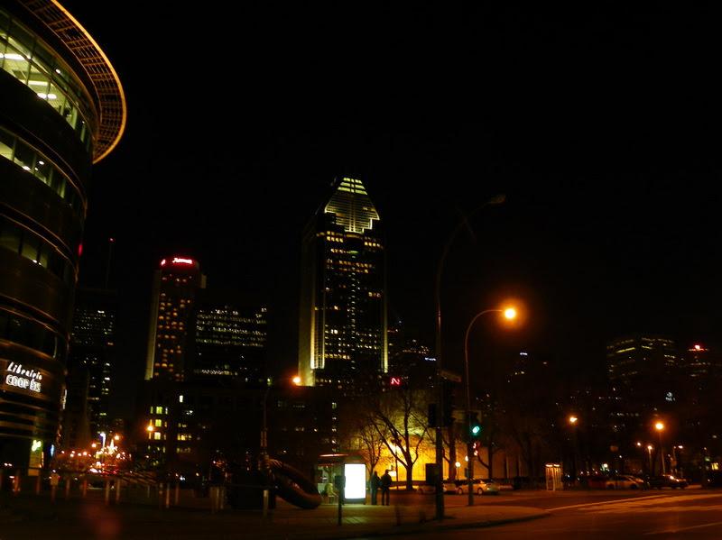 Montreal Lights