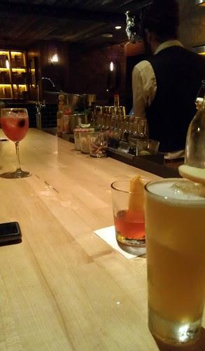 Cocktails @ Craft & Commerce
