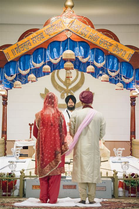 Sikh Indian Temple Wedding Revesby   Sangeet Ceremony   St