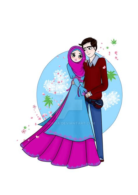 married couple  nohya  deviantart