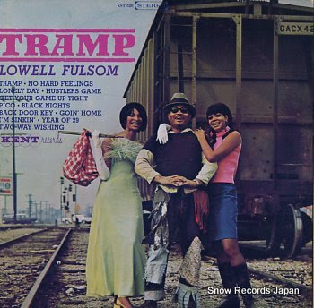 FULSOM, LOWELL tramp