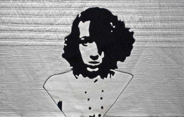 Креативный пэчворк Luke Haynes 2 (трафик + видео) / Пэчворк, стёжка и арт-квилт / ВТОРАЯ УЛИЦА