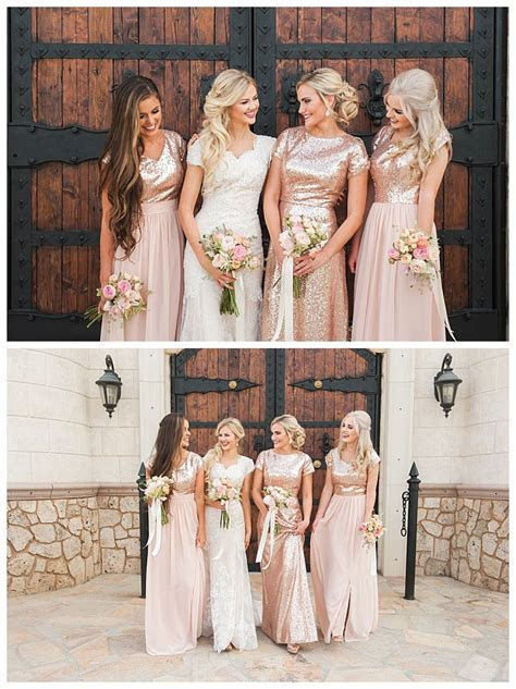 Modest Wedding Dresses   Lds bride, Modest bridesmaid
