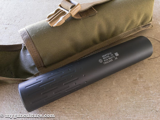 Gemtech Tracker Suppressor Review [VIDEO] - My Gun Culture
