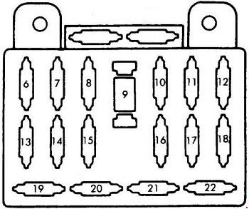 84 Mazda B2000 Fuse Box Wiring Diagrams Collection Collection Chatteriedelavalleedufelin Fr