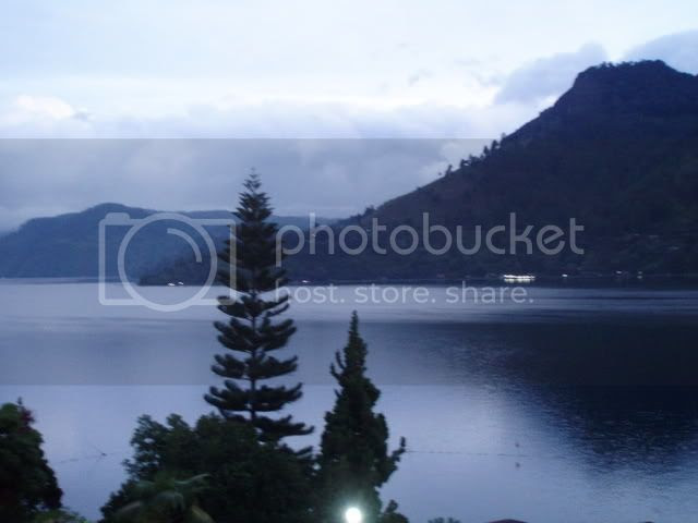 Sunrise at Lake Toba Pictures, Images and Photos